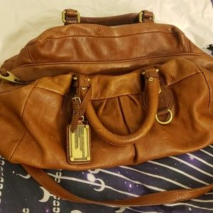 MARC JACOBS Leather big purse